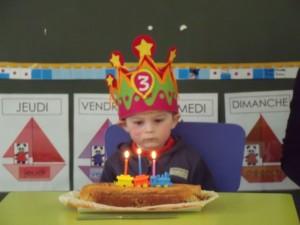 Jules - 3 ans