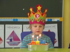 Edouard - 3 ans
