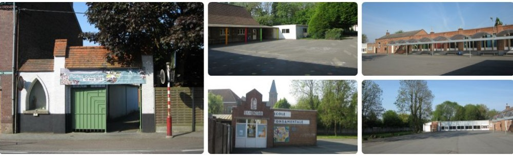 Ecole du Christ-Roi Herseaux