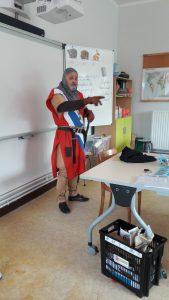 Le chevalier Gauvain de Moscheron